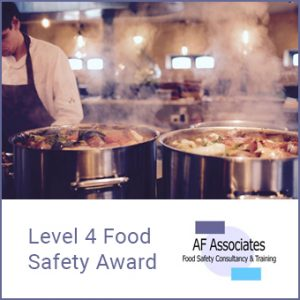 Level 4 Food Safety
