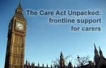The Care Act Unpacked