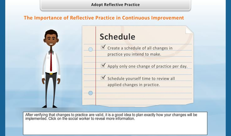the importance of reflective practice