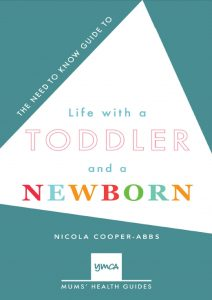 Life with a Toddler and a Newborn E-Book