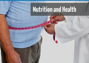 Nutrition and health online course