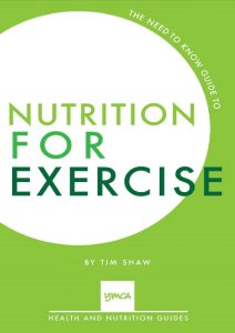 Nutrition for exercise e-book
