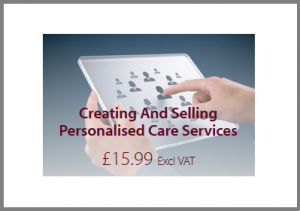 Creating and selling personalised services Online Training