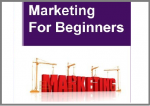Marketing for Beginners Online Course