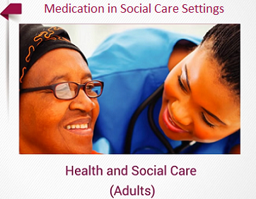 medication in health and social care In march 2017, the world health organisation (who) launched its third global patient safety challenge, medication without harm, with the.