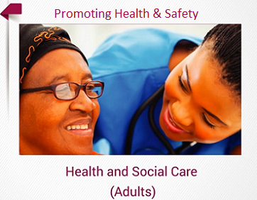 knowledge for unit hsc037 Unit sector reference: hsc 037 level to health and safety in a health or social care knowledge evidence integral to these learning outcomes may be generated.