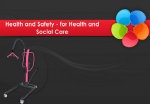 health and safety for health and social care