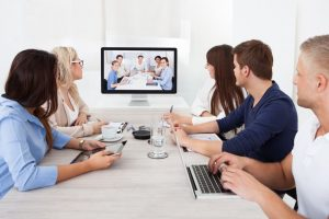 digital transformation: web conferencing