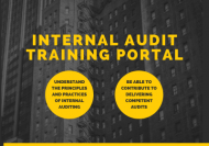 2020 Internal Audit Training Portal Online Course