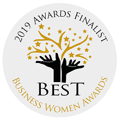 Best Business Women Awards 2019 Finalist