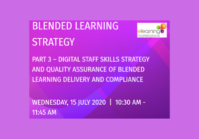 Blended Learning Part 3 eLearning Marketplace