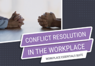 Conflict Resolution in the Workplace Online Course eLearning Marketplace