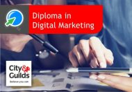 Diploma digital marketing Online Course