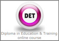 Diploma in Education and Training Online Course