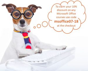 Microsoft Office Online Course Subscriber Offer