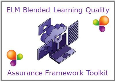 ELM Blended Learning QA Framework Toolkit