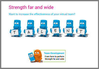 Improve the Effectiveness of your Virtual Team