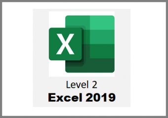 Excel 2019 - Level 2 - Online Course