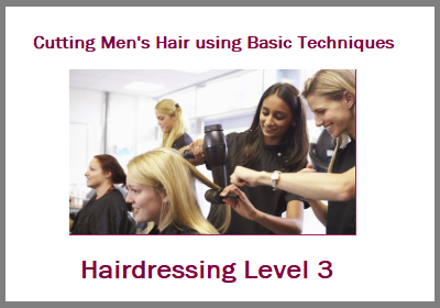 Tremendous Cutting Mens Hair Using Basic Techniques Online Course Natural Hairstyles Runnerswayorg