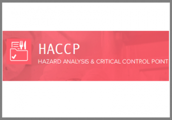 Haccp level 2 Online Course