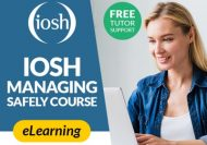 IOSH Managing Safely Online Course