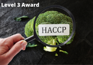 Level 3 Award in HACCP Online Course