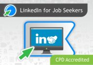 LinkedIn for Jobseekers Online Course