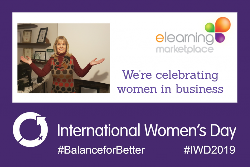 We are celebrating IWD