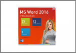 MS Word 2016 Introduction