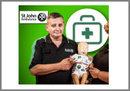 St John Ambulance Baby First Aid Online Course