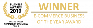 TVCC Business Awards - GOLD WINNER - E-Commerce Business of the Year Award