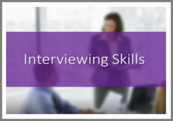The Interviewing Skills Online Course