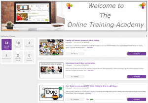 Training Academy Dashboard