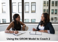 Using the GROW Model to Coach 2 Online Course
