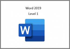 Word 2019 - Level 1 - Introduction and Basics Online Course