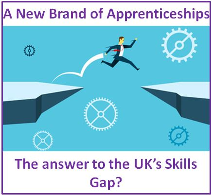 apprenticeships - the answer to the UK skills gap?