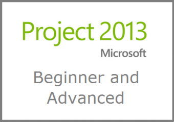 project 2013 beginner & advanced
