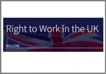 right to work in the UK online course